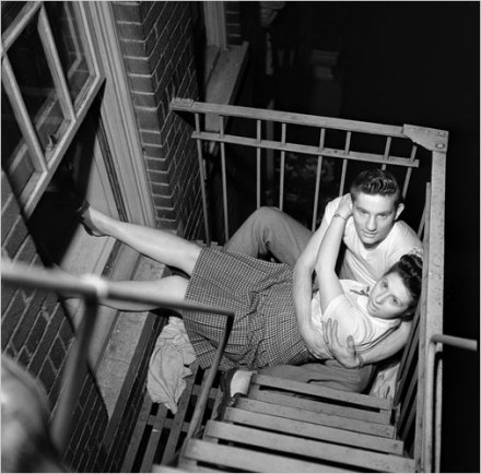 Stanley Kubrick, New York, 1946