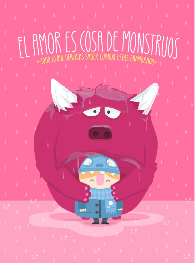 El Amor Es Cosa De Monstruos The Banana Split Magazine